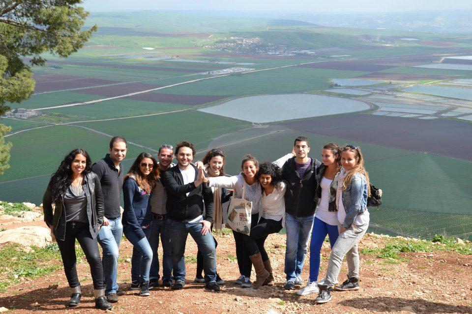 Elsa : Stagerim, une approche concrète de la société Israélienne