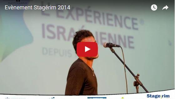 Vidéo – Soirée Stagerim 2014