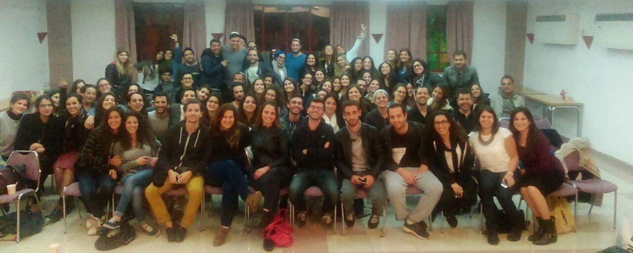 Participants des programmes Massa, leaders israéliens de demain ?