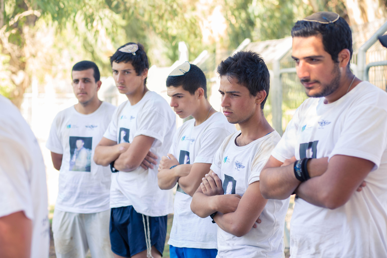 Jordan Bensemoun Za'l : les temps forts de la cérémonie d'hommage