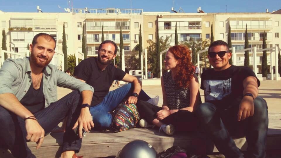 Sarah B : Le bilan de mon année Massa à Tel Aviv